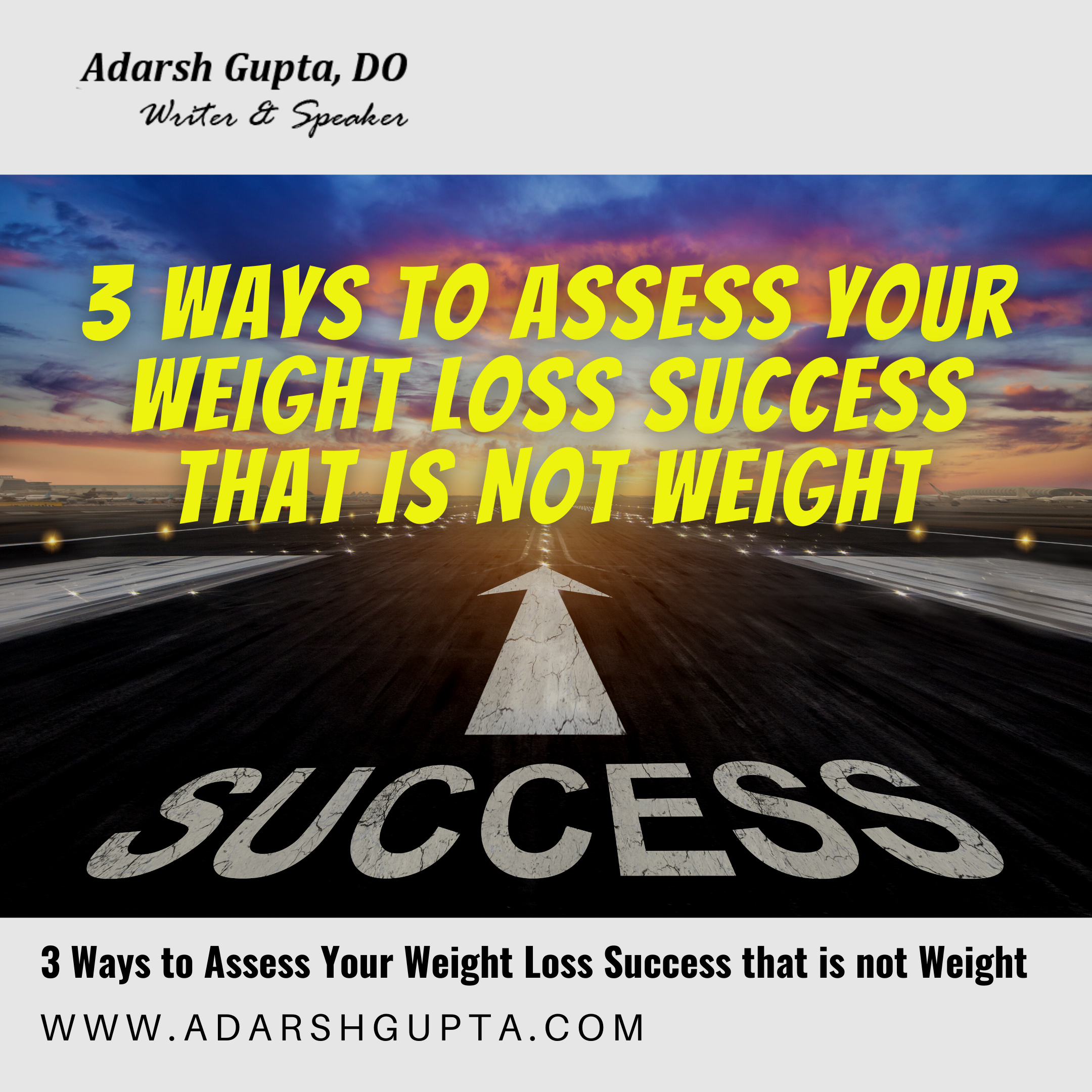 3 ways to measure your weight loss success that is not weight