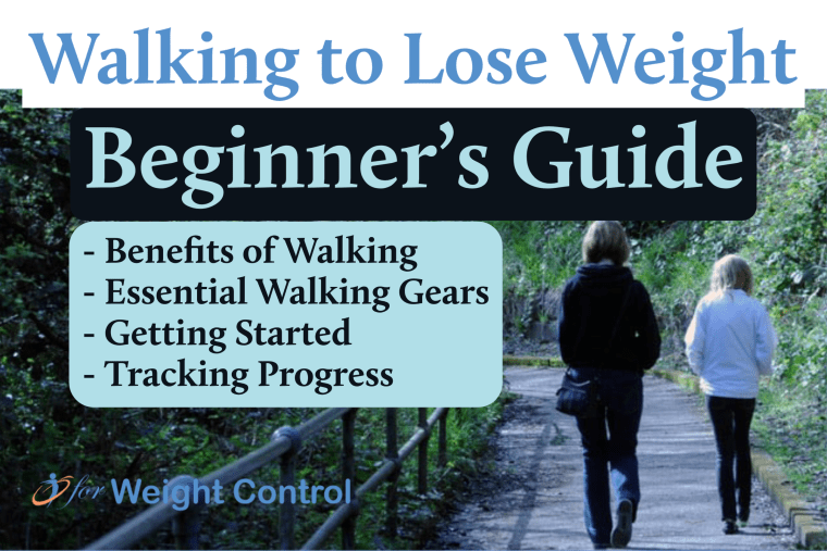 Beginner's Guide to Walking to Lose Weight
