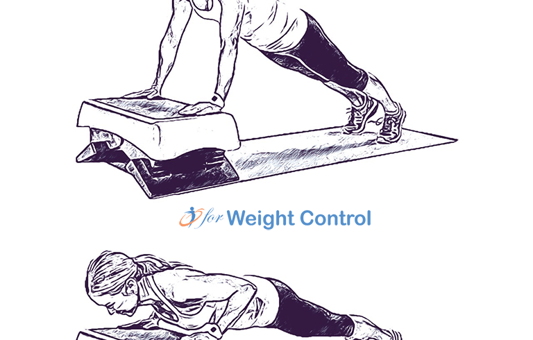 forweightcontrol incline push up - For Weight Control