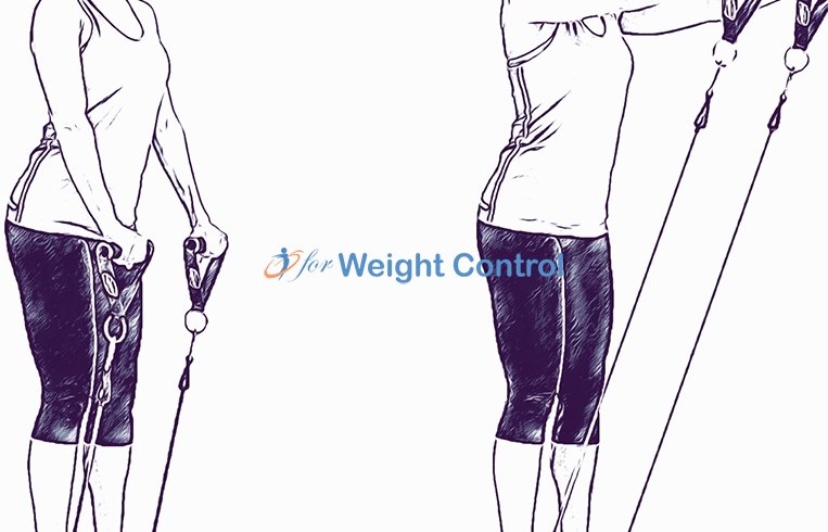 forweightcontrol front raise - For Weight Control